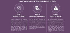BITCOIN EQUALISER website