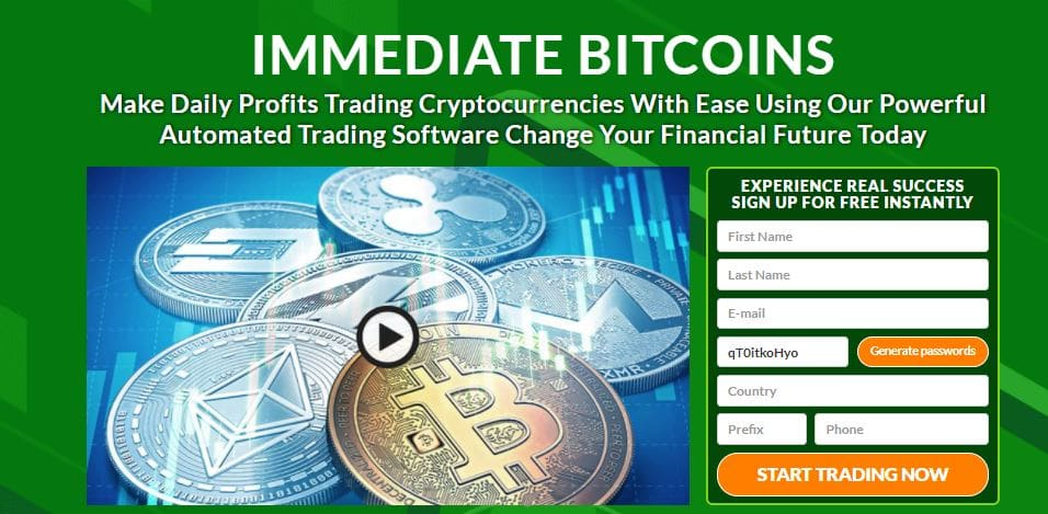 IMMEDIATE BITCOINS