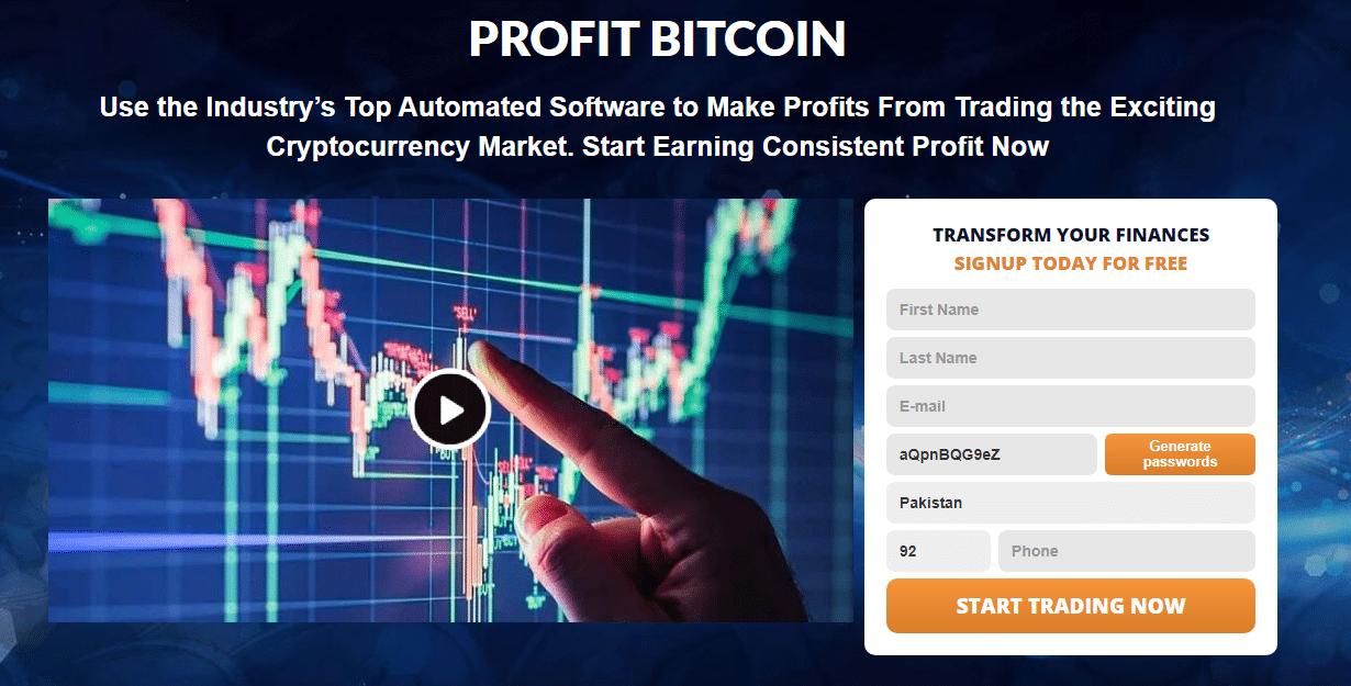 recensione su bitcoin profit: è una truffa o è legale)